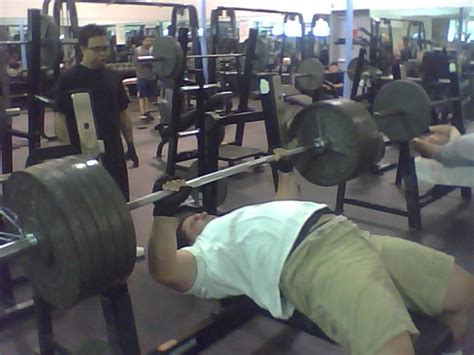 whats your best bench press quot for fun quot tacoma world