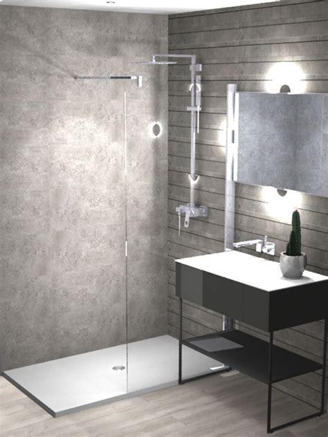 Projet de salle d'eau en 3D   Franceschini