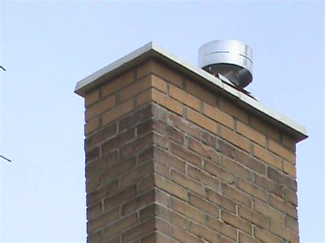 Chimney Mortar Cap Repair - gallery tuck pointing brick and chimney repair toronto