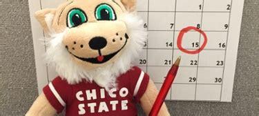 Chico Academic Calendar Parents Csu Chico