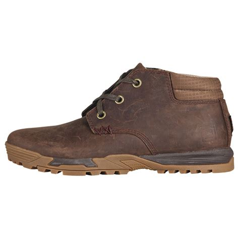 5 11 Tactical Brown 5 11 tactical pursuit distressed brown tactical chukka 12317