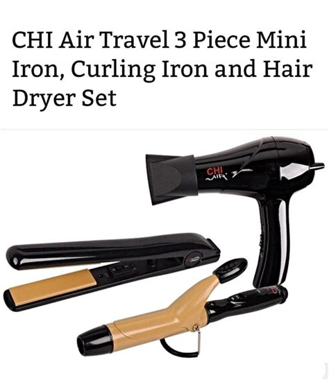 Chi Hair Dryer Travel Mini 17 best images about hair on updo tourmaline