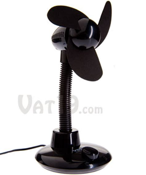 usb desktop fan powerful usb desk fan with neck