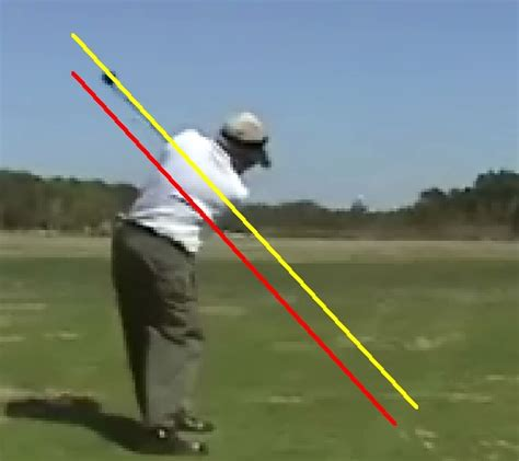 parallel swing plane one plane golf swing vs a two plane golf gear for seniors