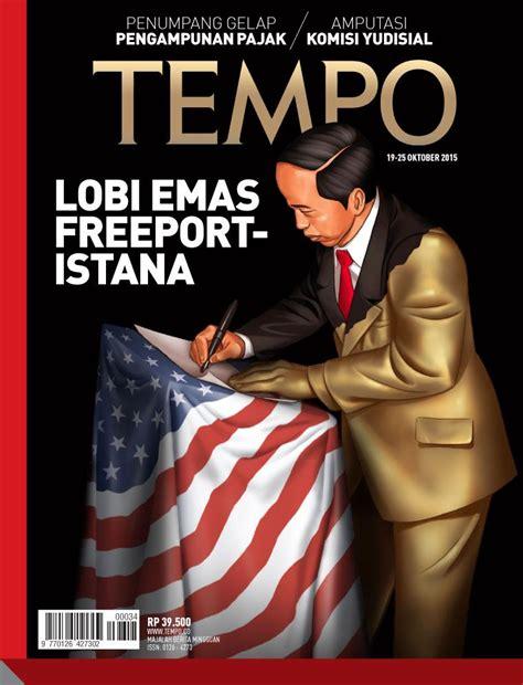 Jual Big Sale Oktober 17 Permium Quality Di Jamin Murah jual majalah tempo ed 4338 19 25 oktober 2015 scoop indonesia