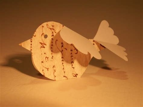 paper bird craft 1000 ideas about paper birds on bird template