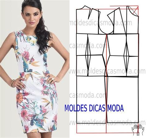 moldes vestidos simples 252 best images about moldes de vestidos on pinterest