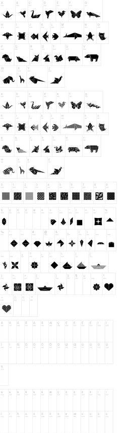 dafont elephant plus de 1000 id 233 es 224 propos de dessin animaux origami sur