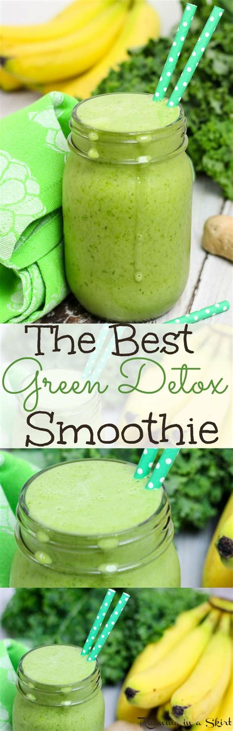 Healthy Smoothie Detox Recipes by The 25 Best Detox Smoothies Ideas On Healthy