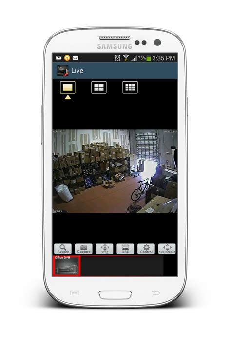 Cctv Android android cctv app live view