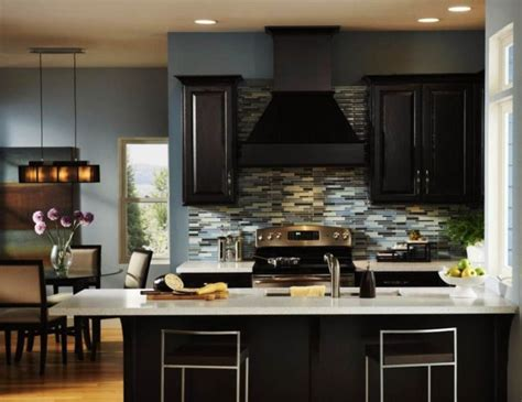 top kitchen paint colors for small kitchens wall color