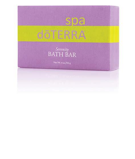serenity bathrooms dōterra 174 spa serenity bath bar blue dot oils doterra