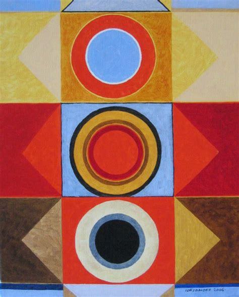 imagenes abstractas geometricas faciles iordanoff pintura abstracta cuadro abstracto y dibujo