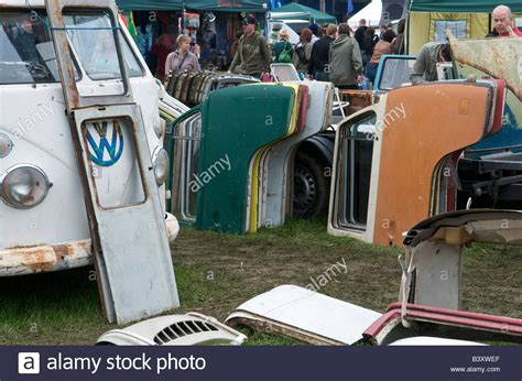 Spare Part Vw volkswagen type 2 transporter cer spare parts for sale stock photo royalty free image