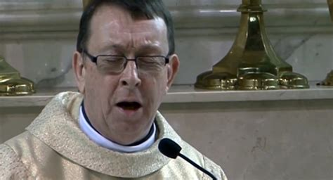 Surprise altar ballad by Irish priest stuns bride and