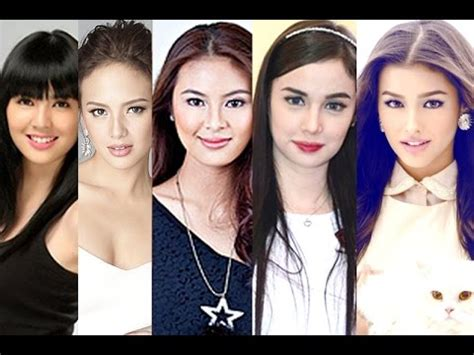 most famous actress philippines top 10 most beautiful filipina actresses 2016 youtube