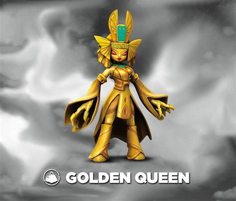 Kaos Mind Matter golden villain skylandernutts
