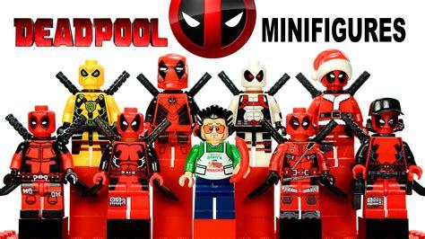 Lego Decool City Series Large Ready lego marvel superheroes deadpool set www pixshark