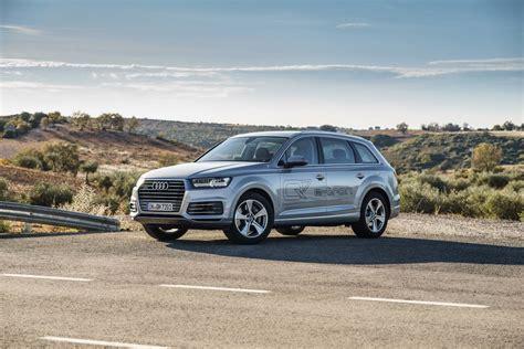 Audi Q7 Etron by 2016 Audi Q7 E Quattro Review Gtspirit