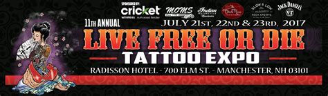 tattoo expo manchester nh 2017 closed sunday live free or die expo in nh powerline