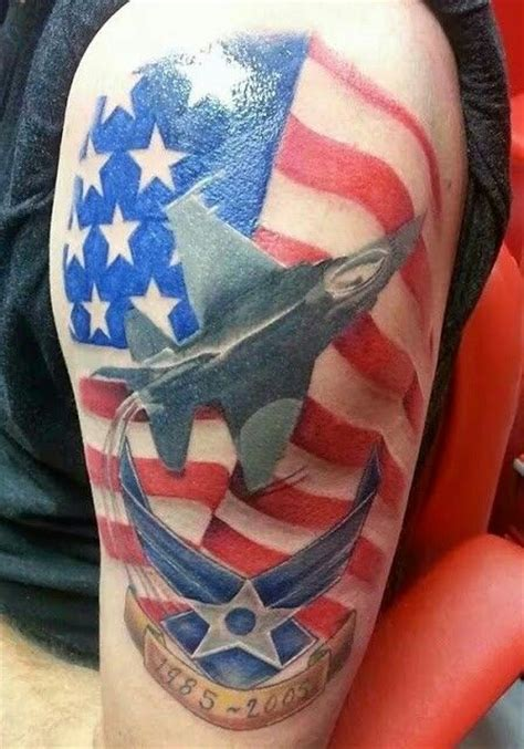 air force tattoos designs 99 best images about tattoos on the army wing