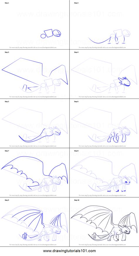 how to your step by step how to draw fury from how to your printable step by step drawing