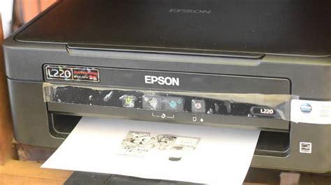 Printer Epson Dengan Fotocopy tutorial fotocopy pada epson l220 lebih dari 1 copyan doovi