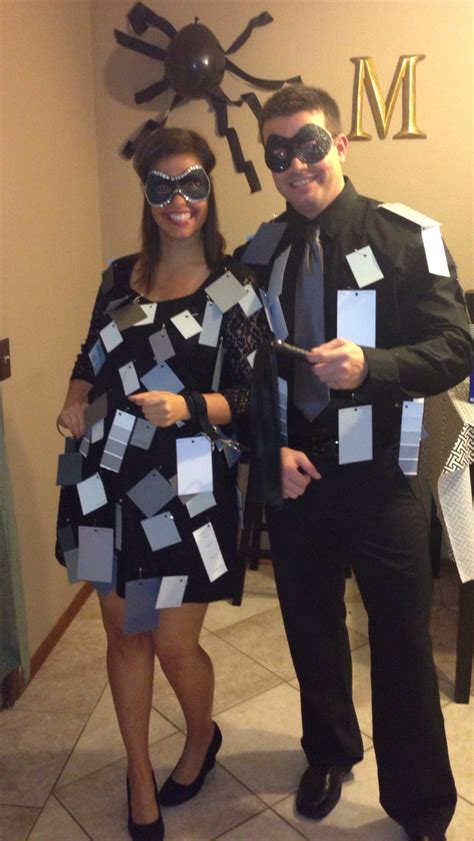 50 shades of grey costume fifty shades of grey costume halloween pinterest