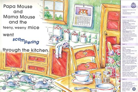 Mouse Kitchen Book 4 6 Years Mice In The Kitchenbig Book 1