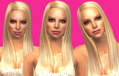 the sims 2 downloads fringe hairstyles mod the sims jessica simpson