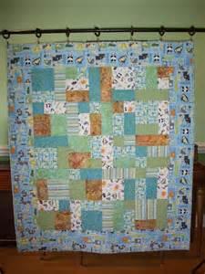 quilting by judith animals alphabet baby quilt