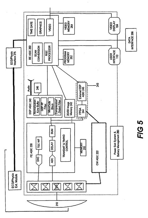 ultrasound application specific integrated circuit patent us20040133110 cw beam former in an asic patents