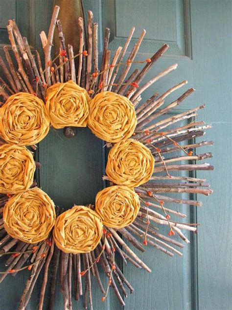 front door wreaths  fall diy projects craft