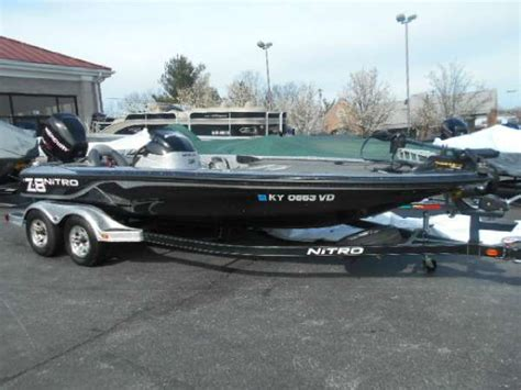 boats for sale in frankfort ky 2012 nitro z 8 20 foot silver 2012 boat in frankfort ky