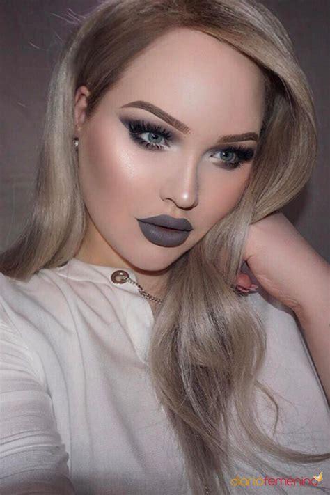 nikki tutorial instagram un maquillaje en gris de nikkie tutorials en instagram