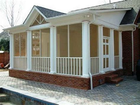 Cool Planters White Screen Porch Ideas Outdoor Decorations