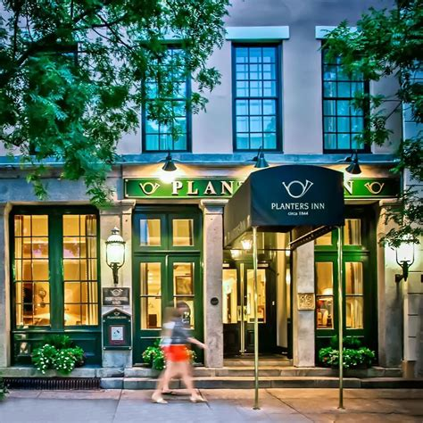 Planters Inn Charleston Charleston Hotels Planters Inn Charleston Sc