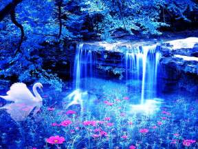 Magical blue wallpaper cynthia selahblue cynti19 wallpaper