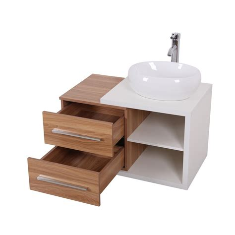 design house vanity top decor living ella 32 in w x 19 in d vanity in natural