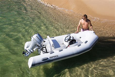 inflatable boat tender falcon tender ribs sirocco marine