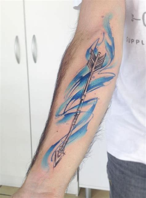 awesome arrow tattoo inkstylemag