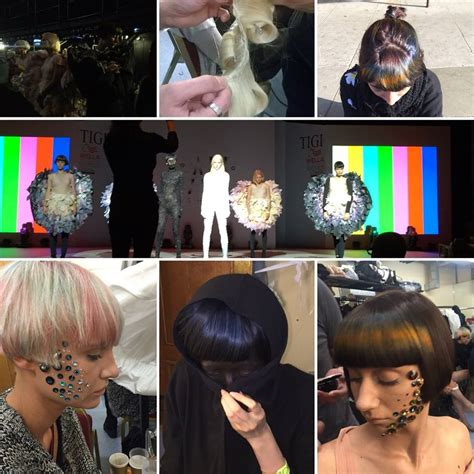 illinois hair show may 2015 class all alternative hair show la senk