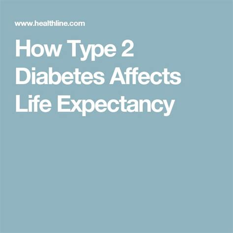 diabetes expectancy 17 best images about diabetic info recipes on type 1 diabetes diabetic