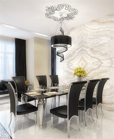 55 modern dining room interior design ideas