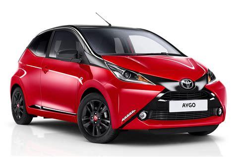 Toyota Aygo Gains Bright X Cite Trim Auto Express