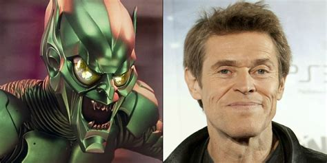 actor in goblin green goblin actor willem dafoe www imgkid the
