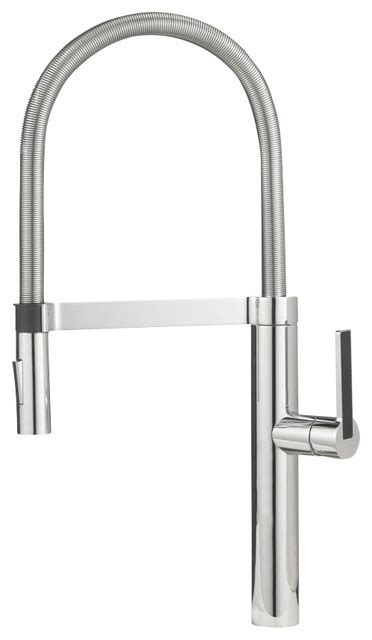 blanco culina semi pro faucet contemporary kitchen