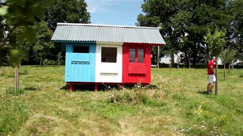 tiny house france france prefab tiny house by pin up houses youtube