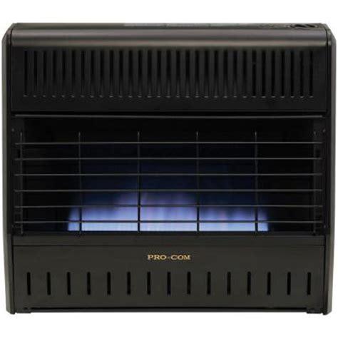 procom 30,000 btu blue flame natural or liquid propone gas
