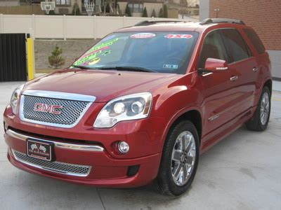 books on how cars work 2012 gmc acadia electronic valve timing used 2012 gmc acadia denali at the auto gallery
